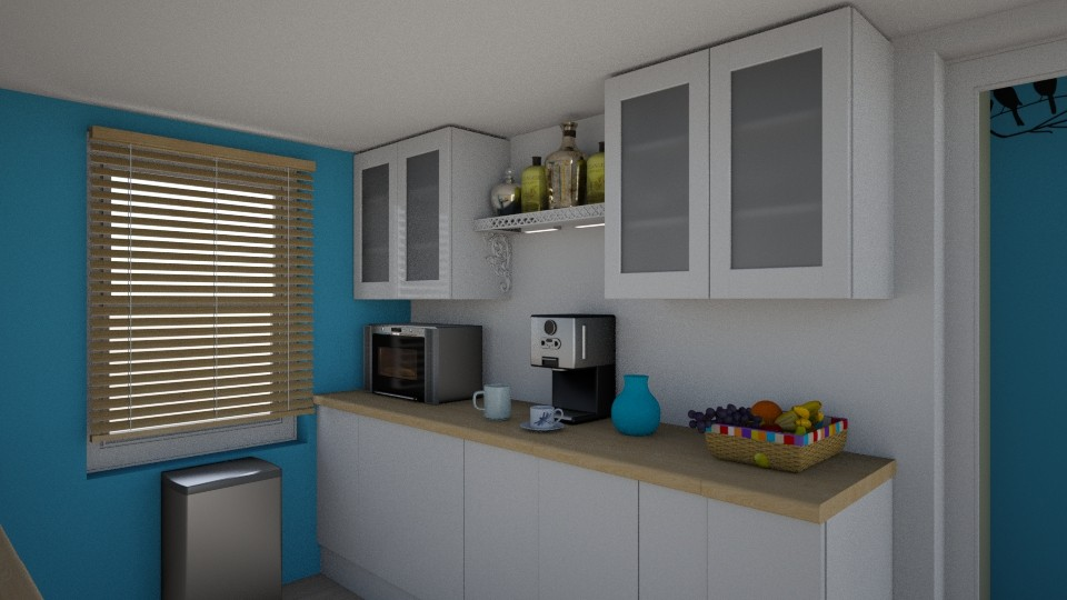 Small Space Kitchen - Kitchen - by sherryDN