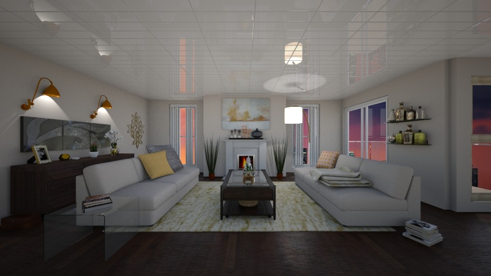 Penthouse Living - by seasidepine