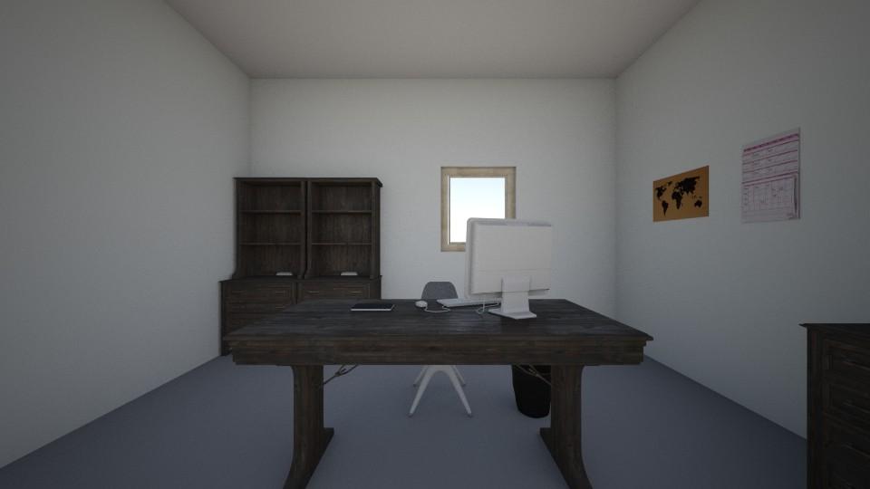 bureau - by Sarah De Clercq