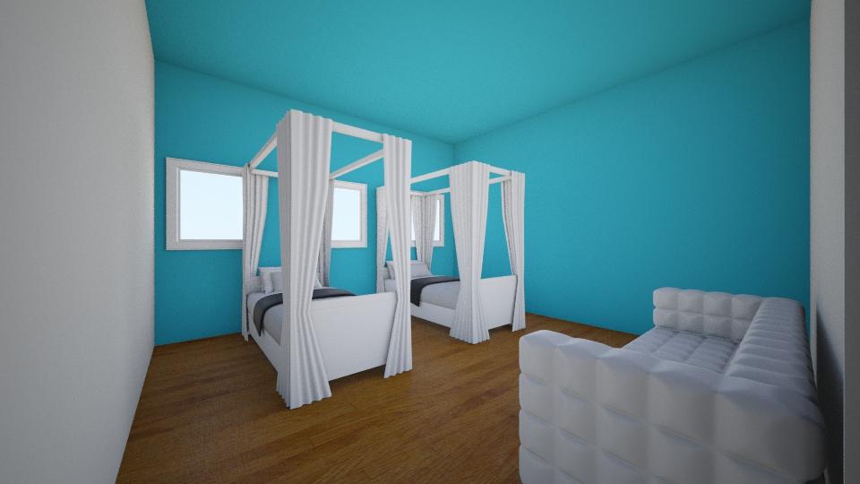 my dream house - by mikaela minko