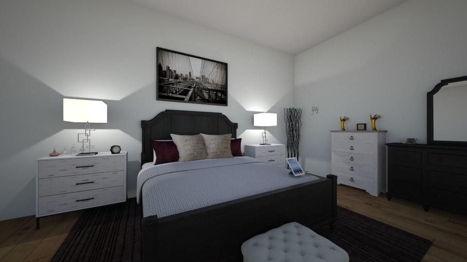 First Bedroom - Bedroom - by GoodieRooms