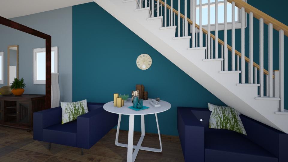 cozy nook - Minimal - by CasuallyCrystalClear