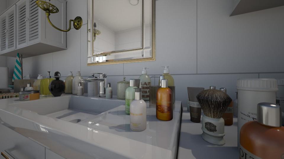 梳洗 - Bathroom - by Ni NI