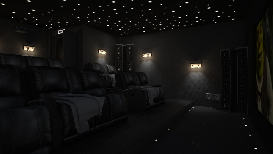 Home cinema - by jarkaD