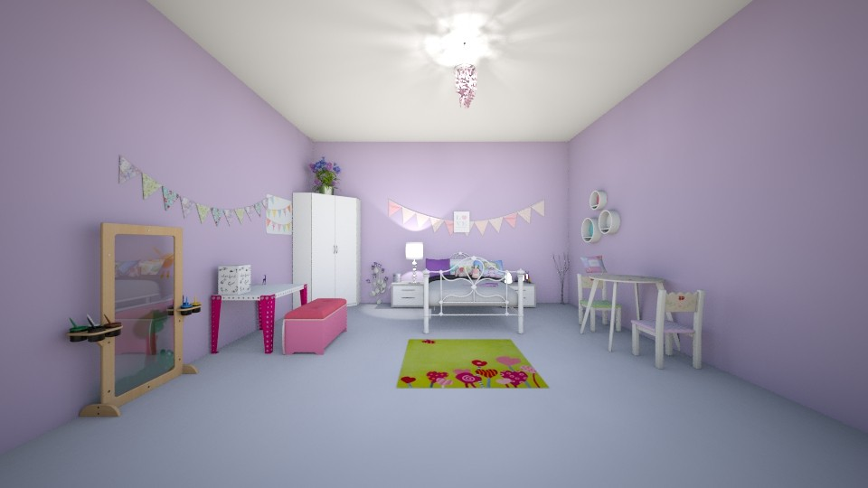 sweet sugar - Kids room - by Deni star