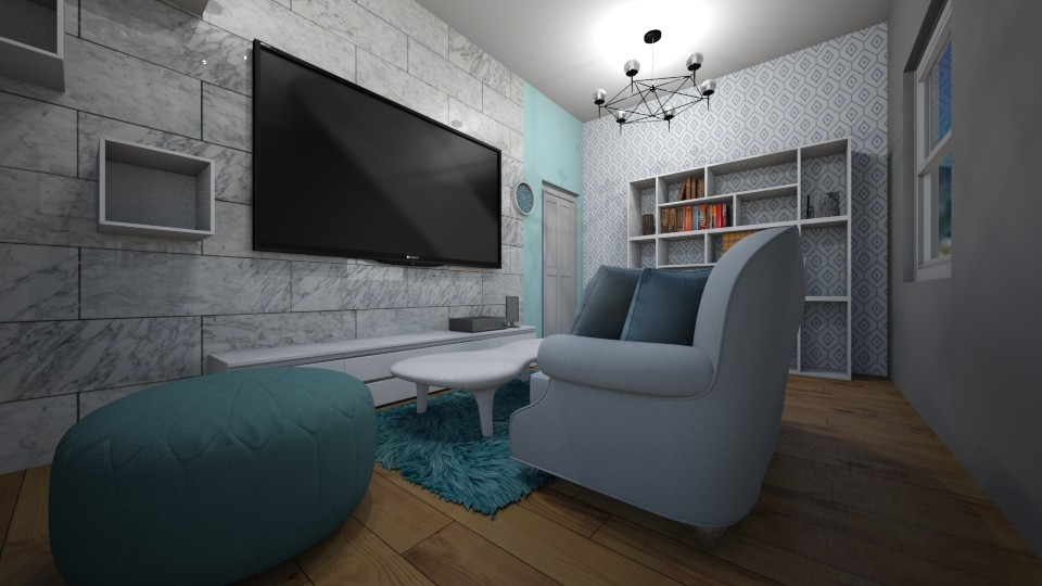 12 - Living room - by czekoladkaaa123