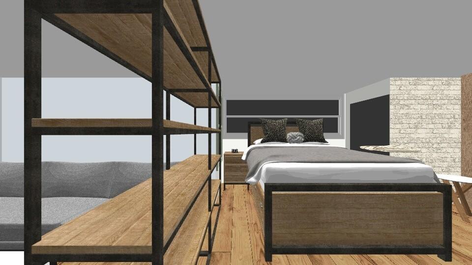 slaapkamer merle - Bedroom - by Milkago