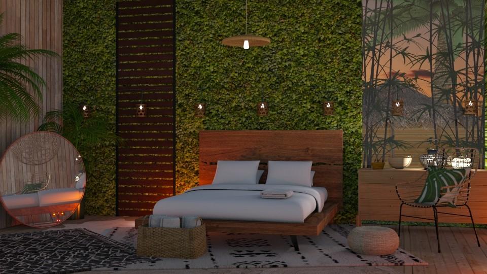 Natural - Bedroom - by lovedsign