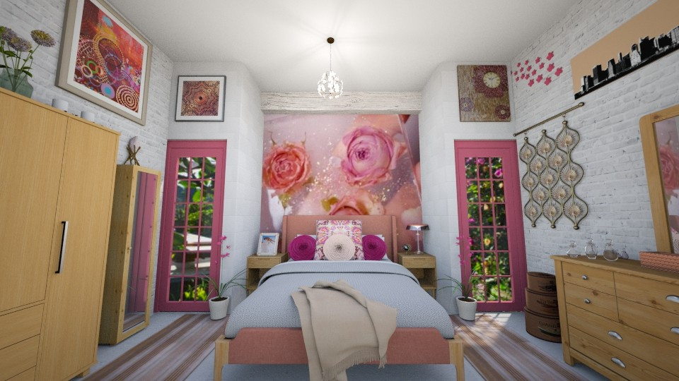 nice combo - Feminine - Bedroom - by zayneb_17