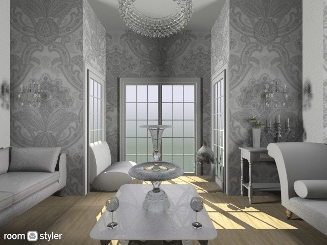 Fancy - Living room - by Cam Styler