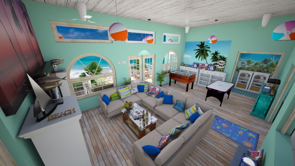 beach house 2 - by eallmon