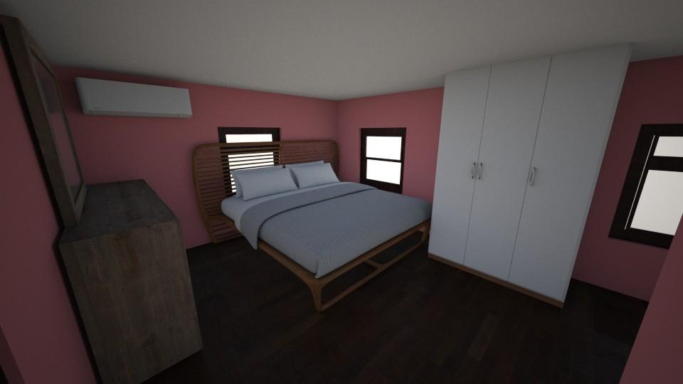 Master Bedroom - Bedroom - by ARNOLD QUITA