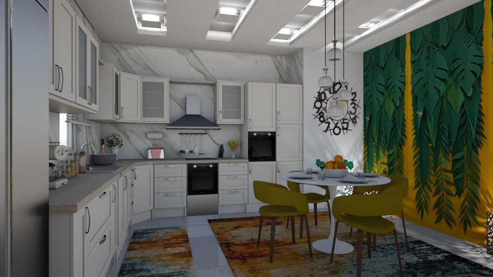 22122017 - Classic - Kitchen - by matina1976