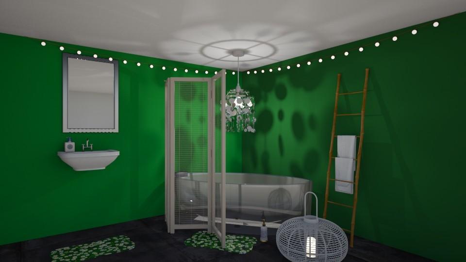 Moss Bathroom - Bathroom - by Yate