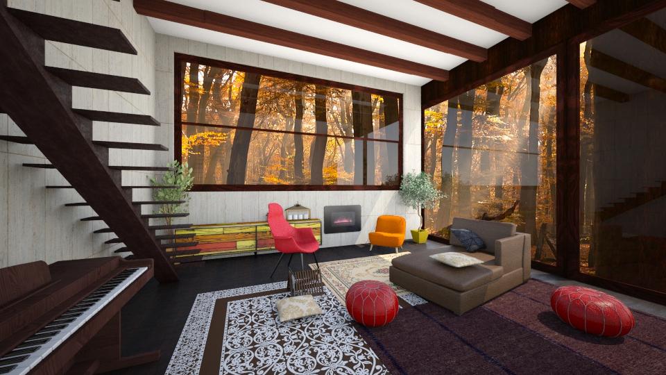 brle - Living room - by Dorica