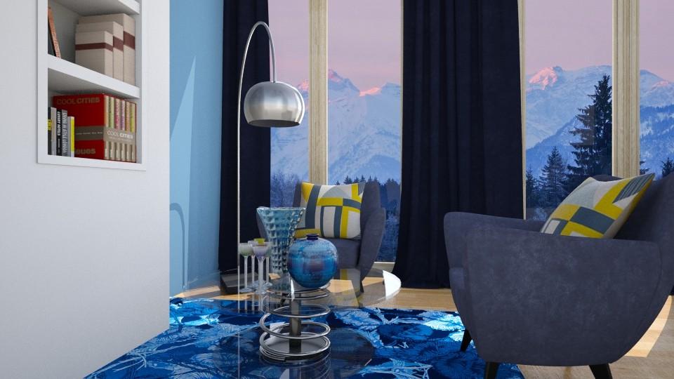 dark blue3 - by majlena95
