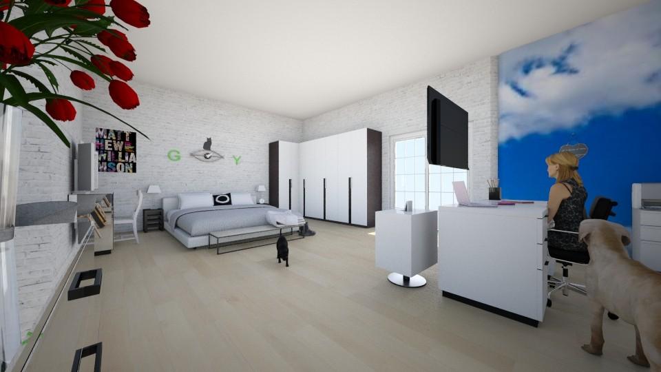 my living room - Living room - by saioamerillas