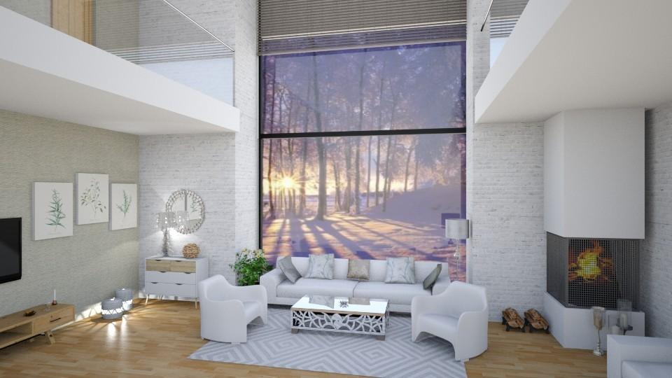 living room 10 - Living room - by Evelyn1981