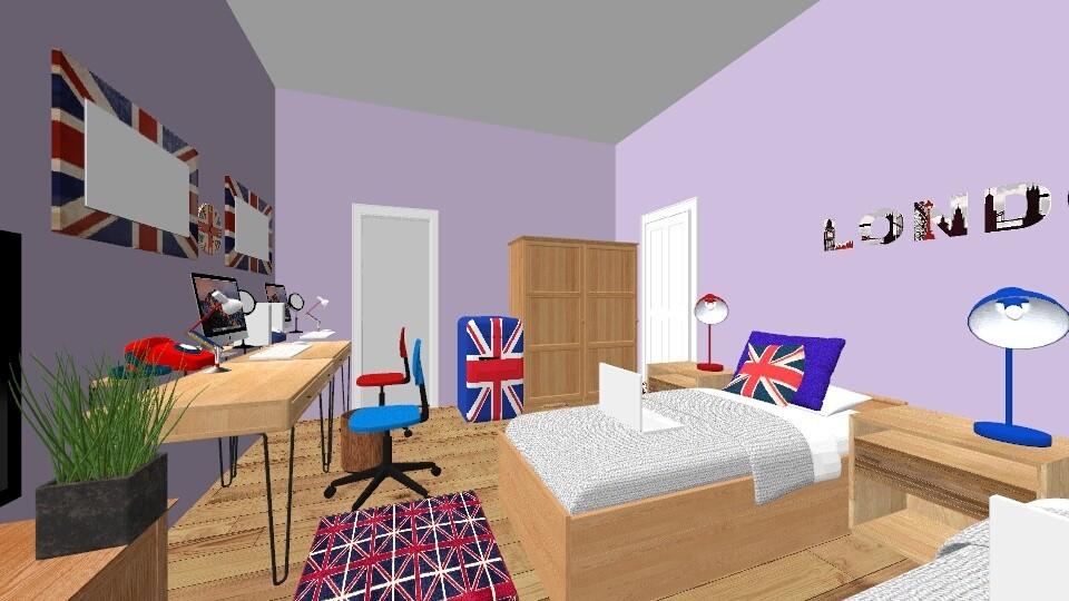 Dorm - by LexieB123