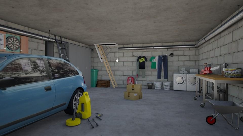 Garage - by creato