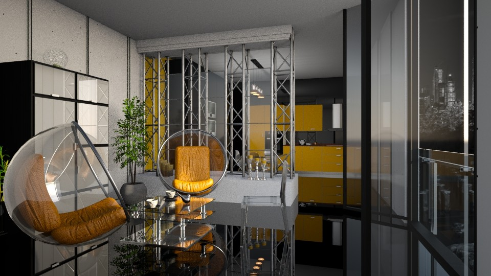 transparent interior - by ilcsi1860