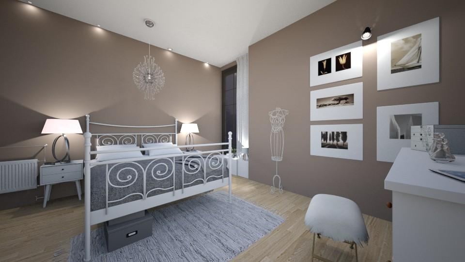 bedroom - by somooon15