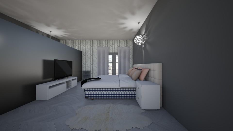 sleeping room - by leonie_slagmoolen
