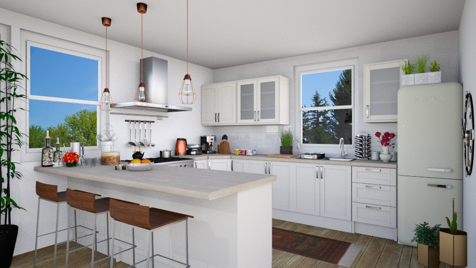 Kitchen - Kitchen - by snezzza