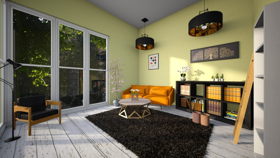 new - Living room - by sil_vik