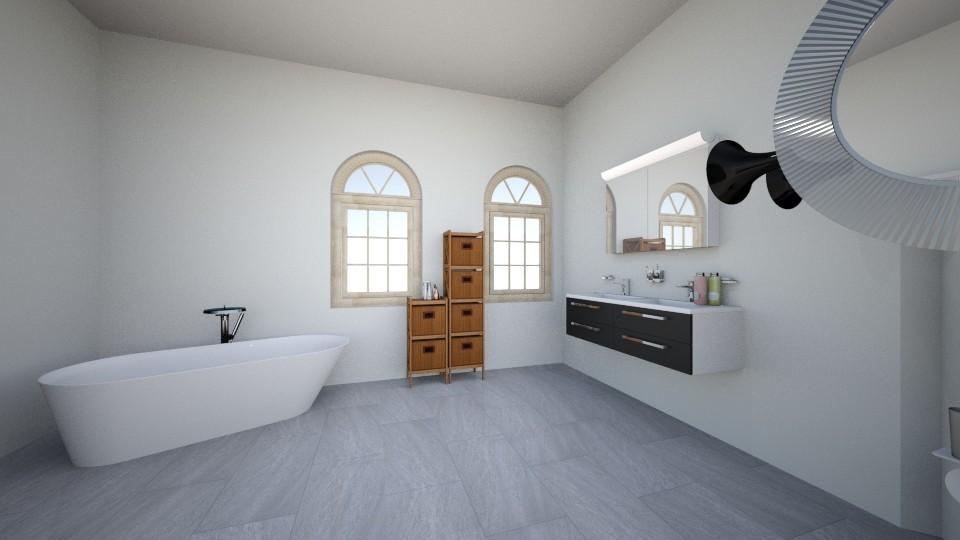 badkamer - by Sarah De Clercq