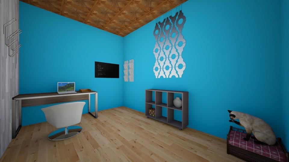 My bedroom - Bedroom - by Browniegirl
