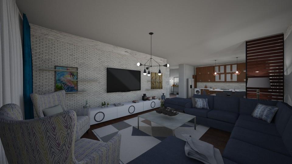 best room - Modern - Living room - by lamzoi