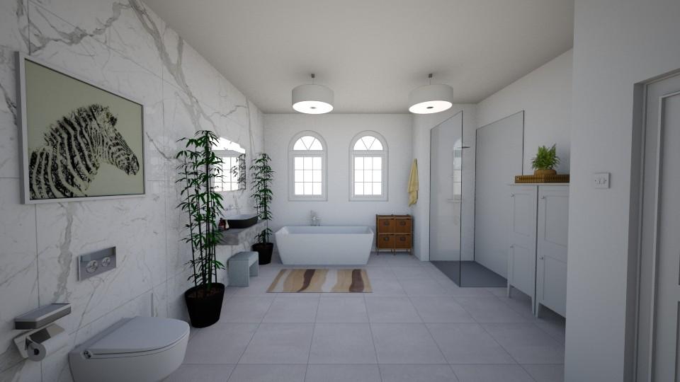 Bathroom 1 - Bathroom - by brontevankesteren