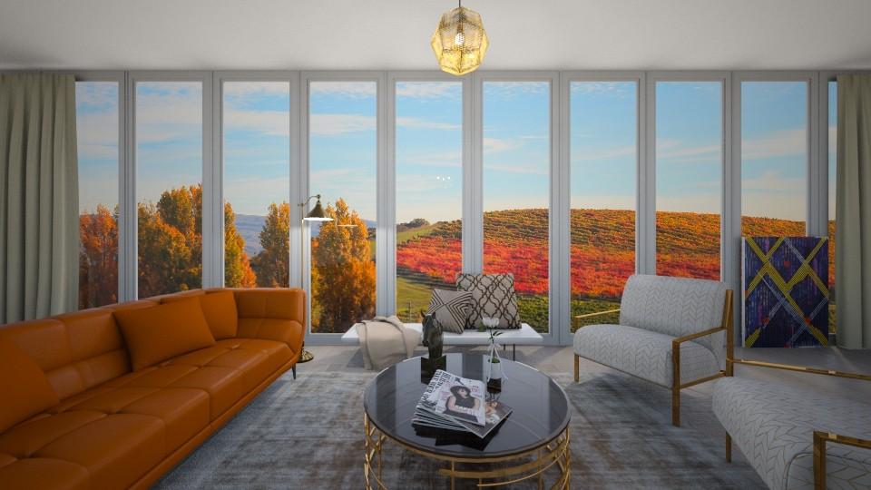 Autumn Hues - by raphaelfernandesdesign