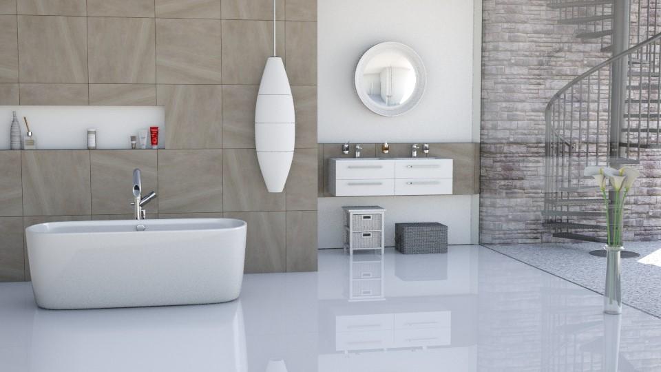 Class - Classic - Bathroom - by carina68