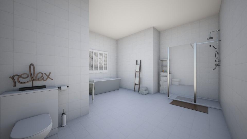l - Bathroom - by beckygoatcher