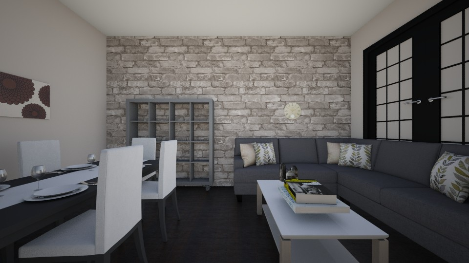 ROOM - Classic - Living room - by elianabg