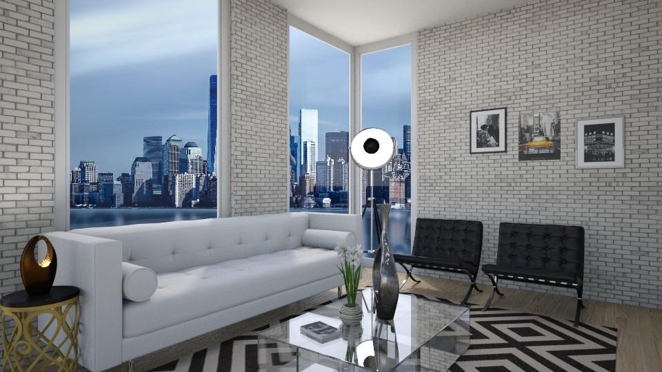Living Room - Living room - by PTKoma