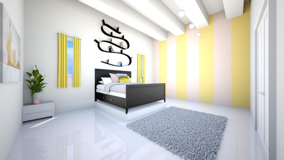 Bedroom - Bedroom - by mjjjj_01