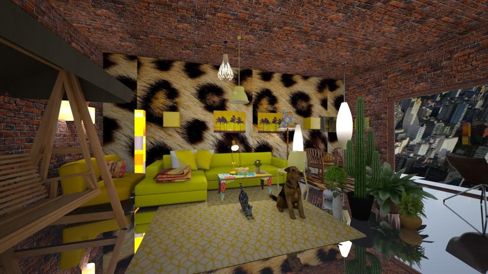 Interior spot - by LittleKittens