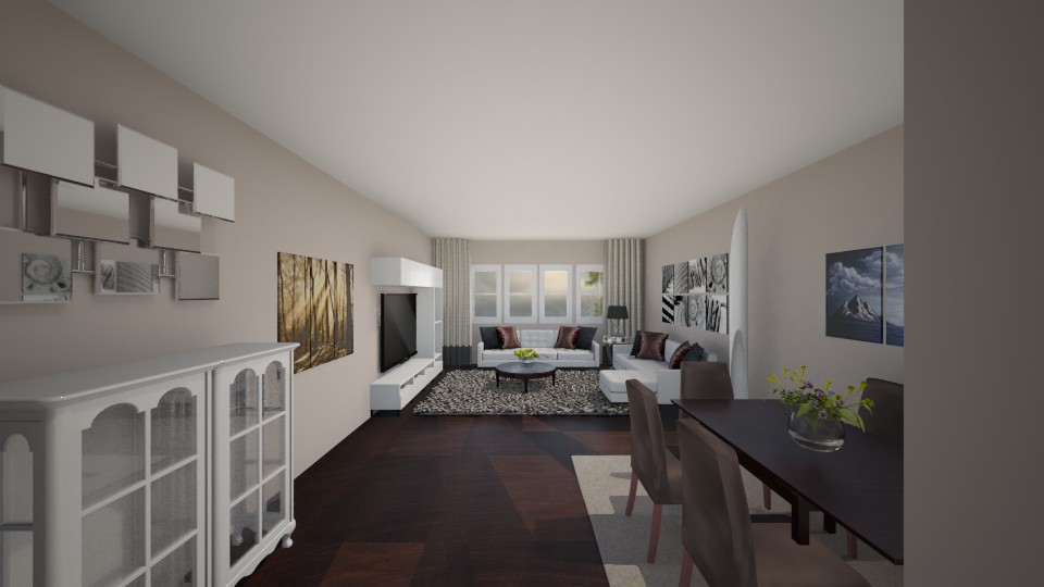 Townhouse - Modern - by dredre1030