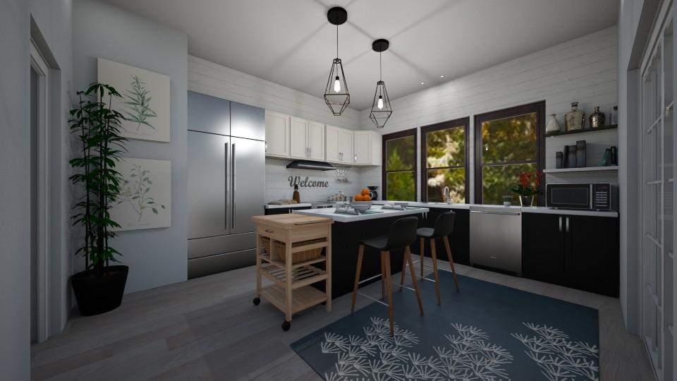 kitchen - Kitchen - by aheino16
