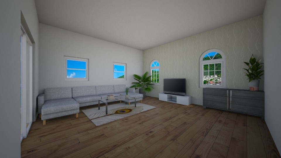 living room - Living room - by 16phowarthx