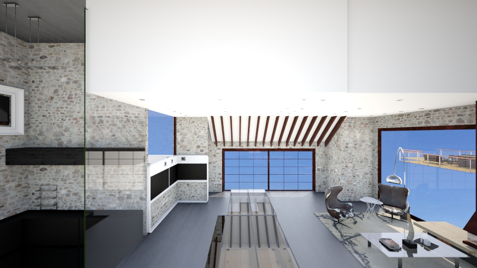 CARMELA - Office - by Carmen Victoria OsorioLugo
