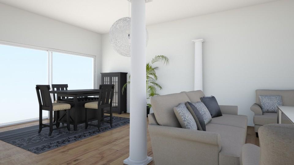 Living Room - Living room - by kleaaa