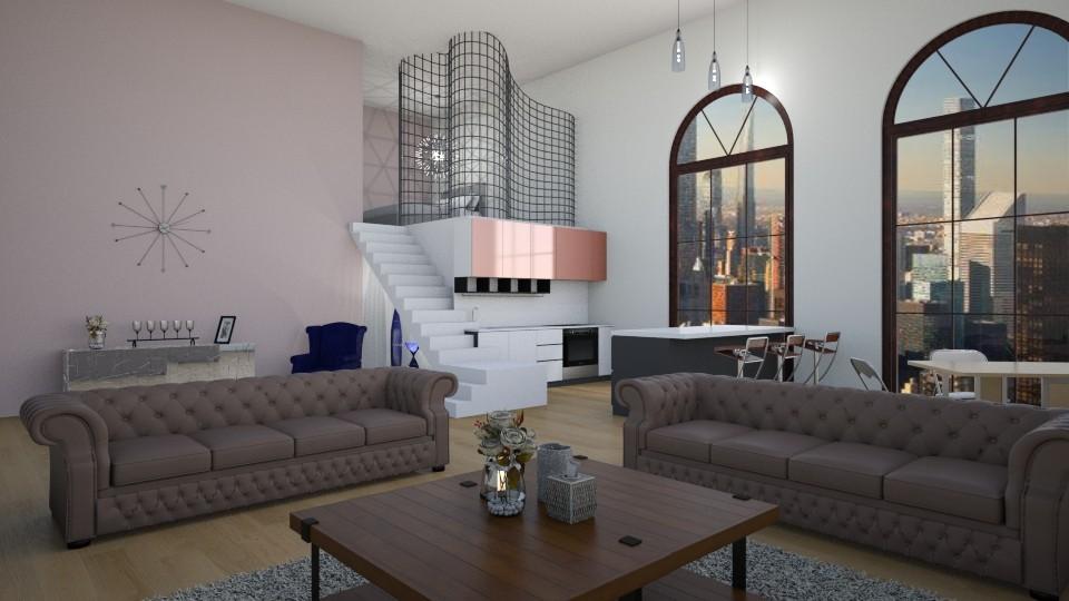 loft house - by mollysamuel