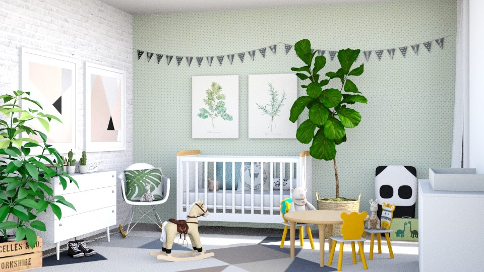 Little room - Kids room - by eliseatlife