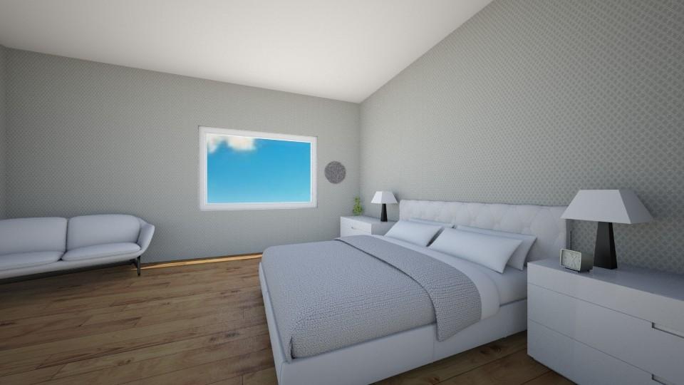 Bedroom Infinity - Modern - Bedroom - by RoomstylerJD