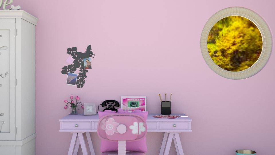 Girly Room - Office - by gtenenbaum