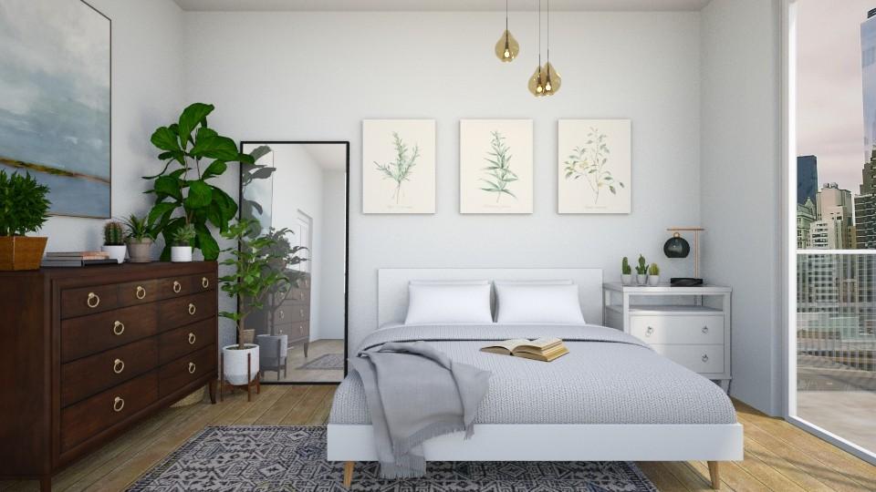 greenlife - Bedroom - by dorota_k